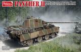 Panther II Rheinmetall Turret средний танк - 35A040 Amusing Hobby 1:35