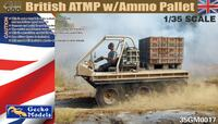 ATMP w\Ammo Pallet транспортер - 35GM0017 Gecko Models 1:35