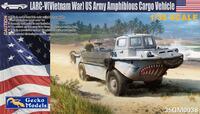 LARC-V US Amphibious Cargo грузовик-амфибия - 35GM0038 Gecko Models 1:35