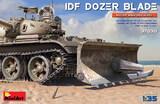 IDF Dozer Blade - 37030 MiniArt 1:35