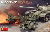 КМТ-7 минный трал - 37045 MiniArt 1:35