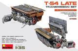 T-54 поздний Трансмиссия - 37066 MiniArt 1:35