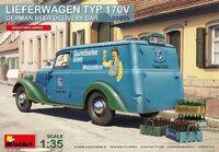 Тип 170V Немецкая машина доставки пива - 38035 MiniArt 1:35