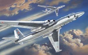 3М стратегический бомбардировщик - 72008 Amodel 1:72