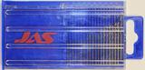 Мини-сверла, диаметр 0,3 - 1,6 мм, набор 20 шт.