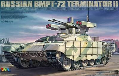 БМПТ-72 Терминатор-2 - 4611 Tiger Model 1:35