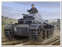 Pz.Kpfw.II Ausf.J (VK 16.01) легкий танк. 83803 Hobby Boss 1:35