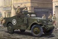 M3A1 (поздний) бронеавтомобиль разведки - 82452 Hobby Boss 1:35