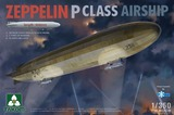 Zeppelin P дирижабль - 6002 Takom 1:350