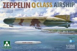 Zeppelin Q дирижабль - 6003 Takom 1:350
