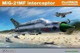МиГ-21МФ самолет-истребитель - 70141 Eduard 1:72