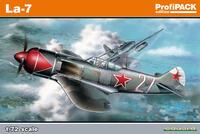 Ла-7 истребитель - 7066 Eduard 1:72