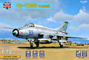 Су-17МЗ ранний - 72044 Modesvit 1:72