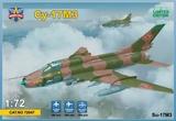 Су-17М3 истребитель-бомбардировщик. 72047 Modelsvit 1:72
