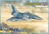 Mirage-2000C истребитель - 72073 Modelsvit 1:72