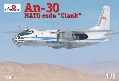 Ан-30 - 72103 Amodel 1:72