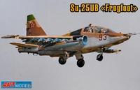 Су-25УБ учебно-боевой штурмовик  - 7212 ART Model 1:72