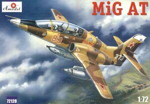 МиГ-АТ - 72128 Amodel 1:72