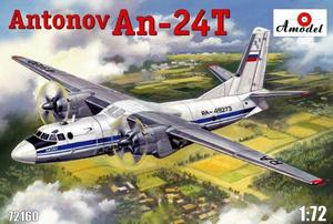 Ан-24Т - 72160 Amodel 1:72