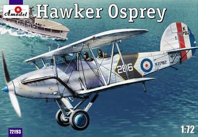 Hawker Osprey - 72193 Amodel 1:72