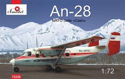 Ан-28 - 72226 Amodel 1:72