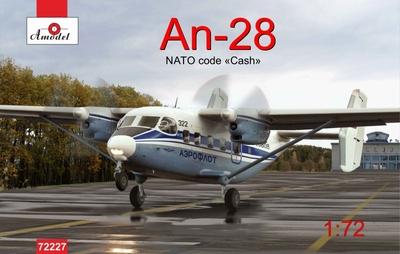 Ан-28 - 72227 Amodel 1:72