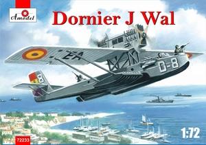 Dornier Do J Wal - 72233 Amodel 1:72