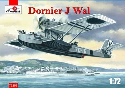 Do J Wal Dornier - 72252 Amodel 1:72