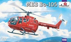 Bo-105 MBB - 72255 Amodel 1:72