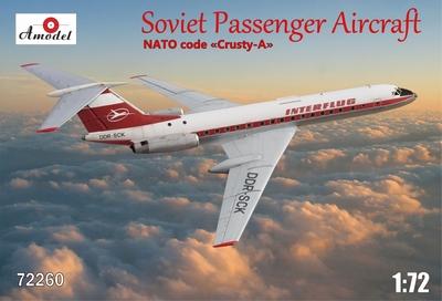 Ту-134 - 72260 Amodel 1:72