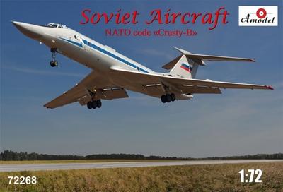 Ту-134УБЛ - 72268 Amodel 1:72