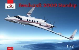 Beechcraft Starship N641SE - 72273 Amodel 1:72