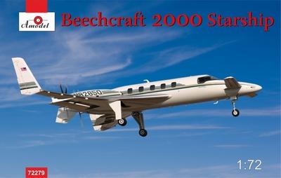 Beechcraft Starship N82850 - 72279 Amodel 1:72