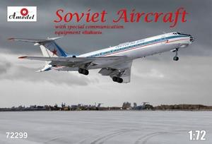Ту-134АК - 72299 Amodel 1:72