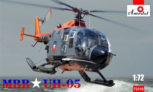 Bo-105 MBB (UH-05) - 72316 Amodel 1:72