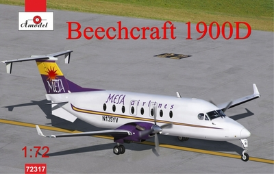Beechcraft-1900D - 72317 Amodel 1:72