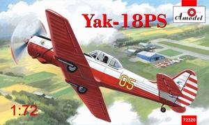 Як-18ПС - 72320 Amodel 1:72