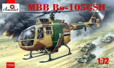 Bo-105 GSH MBB - 72322 Amodel 1:72