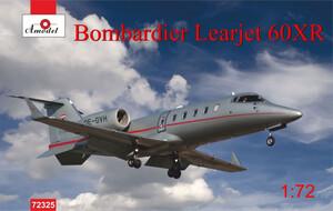 Learjet 60XR Bombardier - 72325 Amodel 1:72