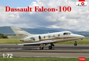 Falcon-100 Dassault - 72330 Amodel 1:72