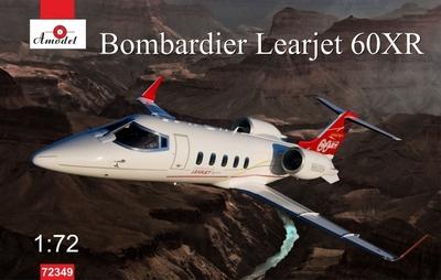 Learjet 60XR Bombardier - 72349 Amodel 1:72