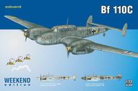 Bf.110C тяжелый истребитель - 7426 Eduard 1:72