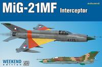 МиГ-21МФ Перехватчик - 7453 Eduard 1:72