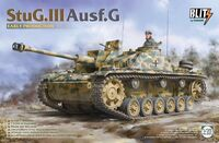 StuG III Ausf.G Early - 8004 Takom 1:35
