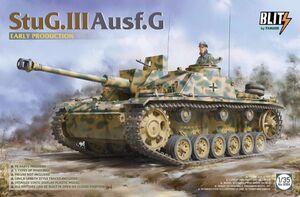 StuG III Ausf.G Early - 8004 Takom 1:35