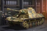 Pz.Kpfw.III/IV auf Einheitsfahrgestell средний танк - 80150 Hobby Boss 1:35