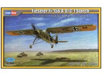 Fi.156 A-0/C-1 Шторьх самолет связи - 80180 Hobby Boss 1:35