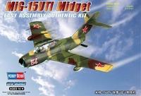 МиГ-15УТИ (Midget) учебно-боевой - 80262 Hobby Boss 1:72