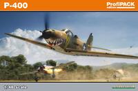 Р-400 Аэрокобра истребитель - 8092 Eduard 1:48