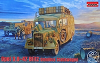 Opel 3.6-47 Omnibus Staffwagen - 810 Roden 1:35